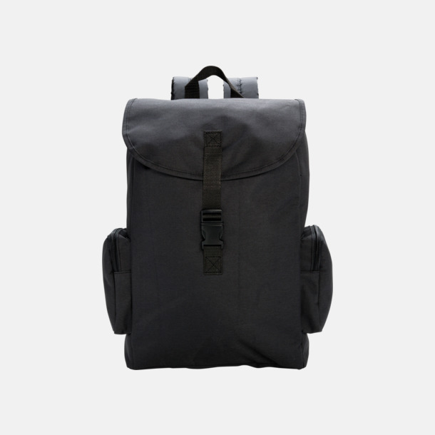 """15"""" laptopryggsäck med reklamtryck"""