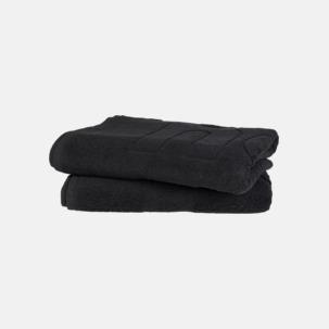 Ekologiska handdukar med brodyr