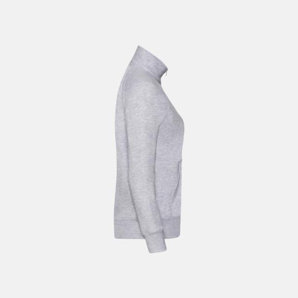 Figursydd jacka eller tröja för damerna