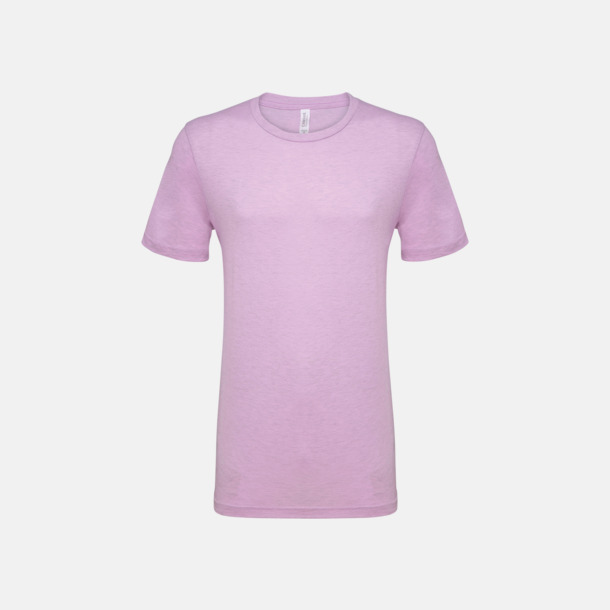 Heather Prism Lilac T-shirts för herr och dam - med reklamtryck