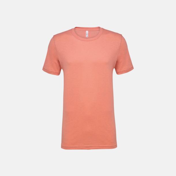 Heather Prism Sunset T-shirts för herr och dam - med reklamtryck