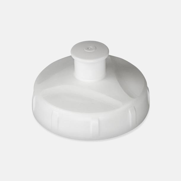 Push-pull kork (vit)  Boss - Vattenflaskor med tryck