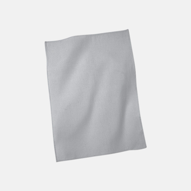 Pure Grey Billiga kökshanddukar med reklambrodyr