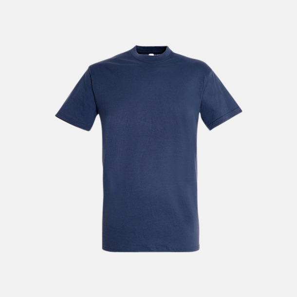 Pure Grey Billiga unisex t-shirts i många färger med reklamtryck