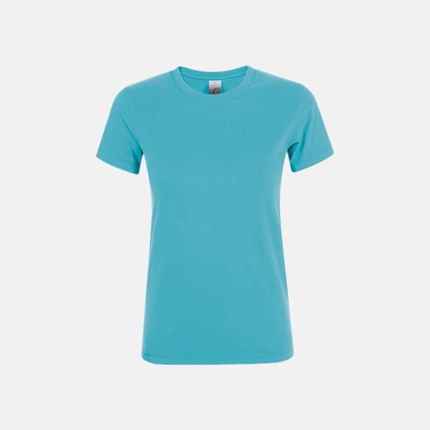 Atoll Blue Billiga dam t-shirts i många färger med reklamtryck