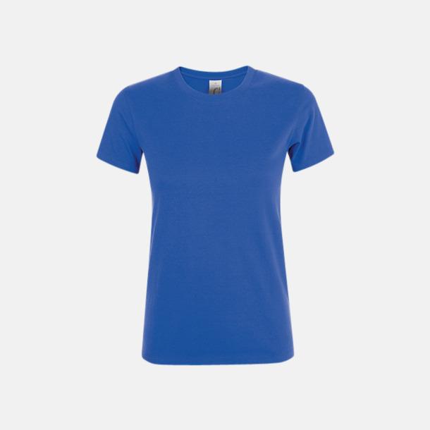 Royal Billiga dam t-shirts i många färger med reklamtryck