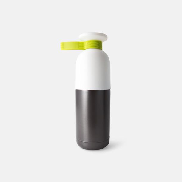 Limegrön Unika termosflaskor med reklamtryck