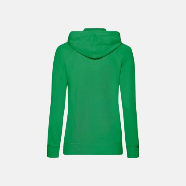 Dam luvtröjor med tryck