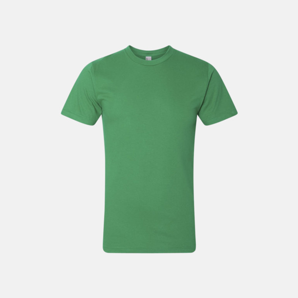 Kelly Green (unisex) Unisex & dam t-shirts med reklamtryck