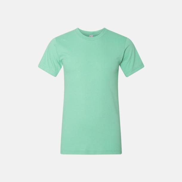 Mint (unisex) Unisex & dam t-shirts med reklamtryck