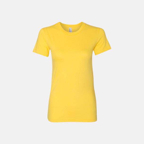 Sunshine (dam) Unisex & dam t-shirts med reklamtryck