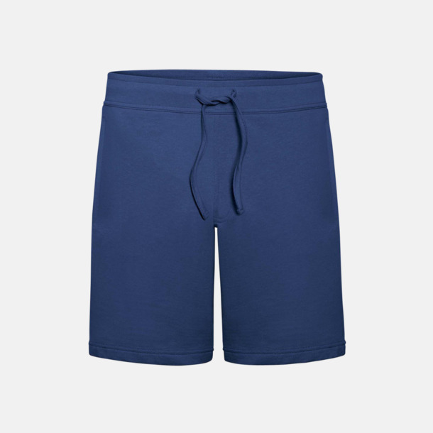 Pacific Deep Blue (herr) Short för herr & dam - med reklamtryck