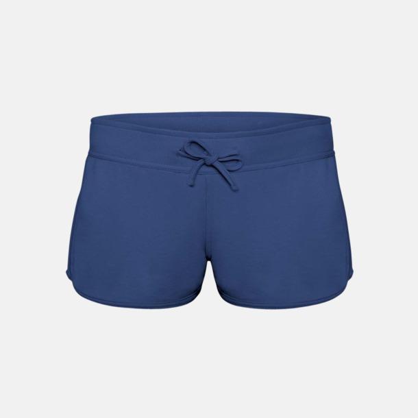 Pacific Deep Blue (dam) Short för herr & dam - med reklamtryck