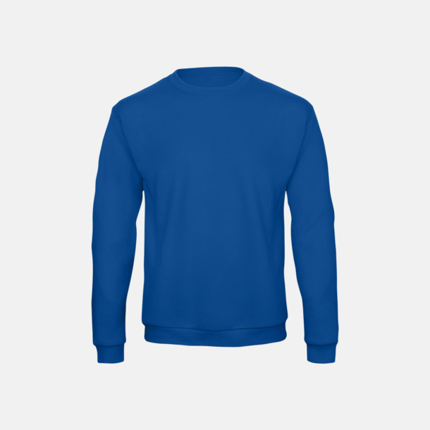 Royal Unisex sweatshirts med reklamtryck