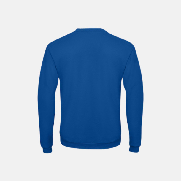 Unisex sweatshirts med reklamtryck