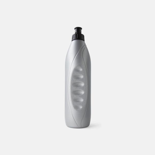 Silver Lady - vattenflaskor i bioplast med reklamtryck