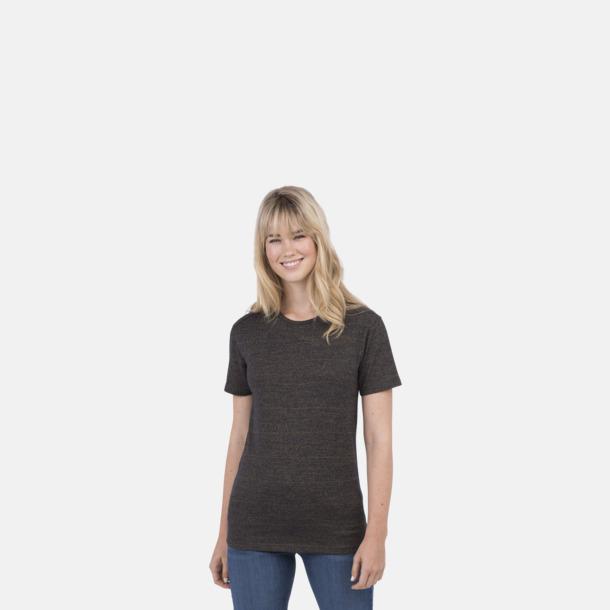 T-shirts i återvunnen bomull med reklamtryck