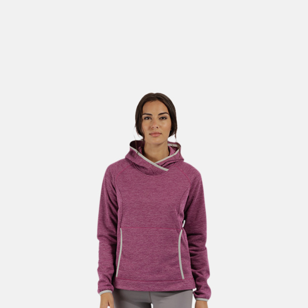 Träningströjor i fleece med reklamtryck