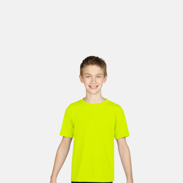 Smarta funktionskläder för barn - med tryck