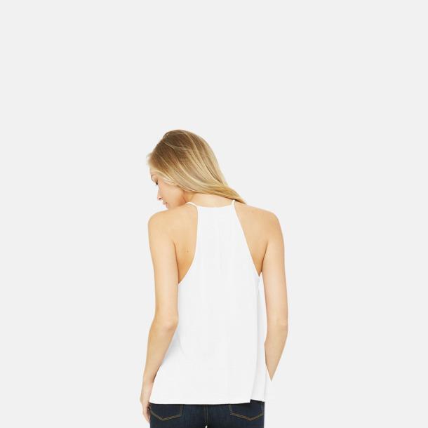 Fashion linnen med reklamtryck