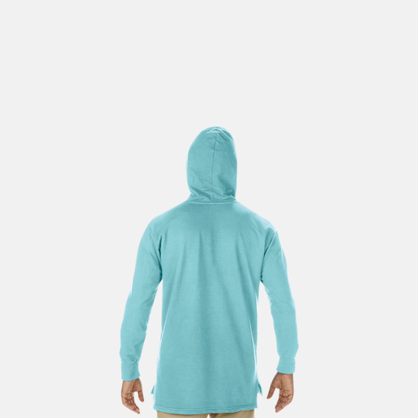 Unisex scuba hoodies med reklamtryck