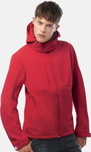 Softshell-jackor för vuxna och barn - med reklamtryck