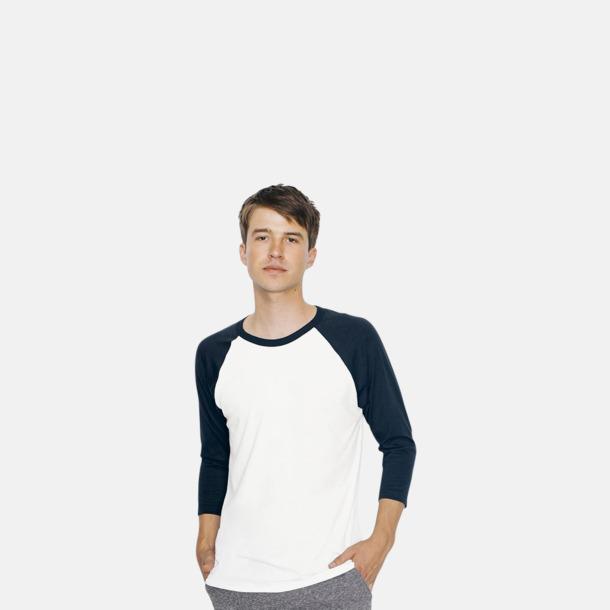 Trendiga unisex t-shirts med reklamtryck