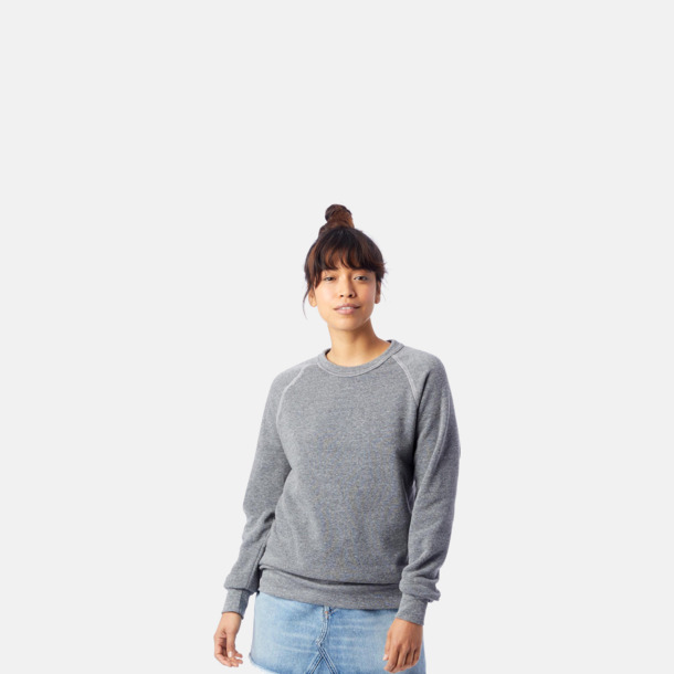 Unisex tröjor eko med reklamtryck