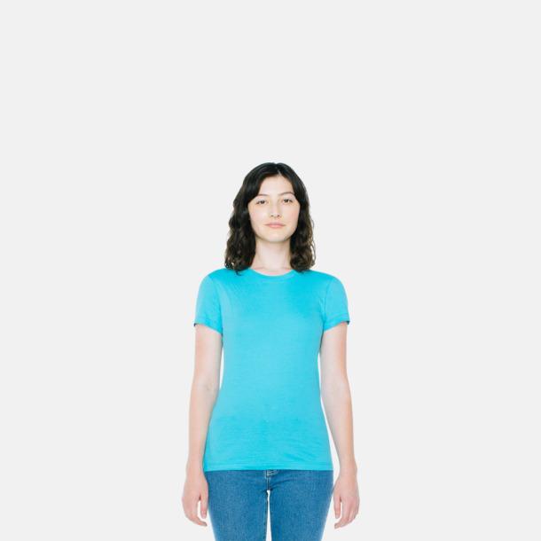 Unisex & dam t-shirts med reklamtryck
