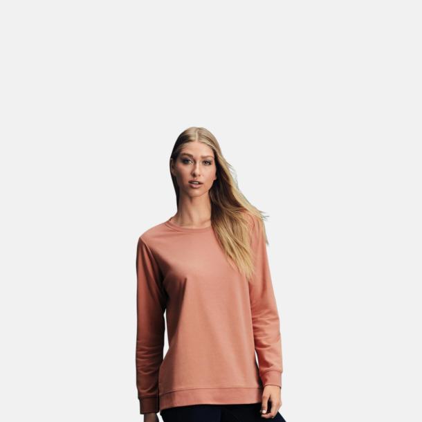 Tunna unisex tröjor med reklamtryck