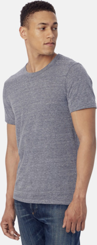 Återvunnet & eko material t-shirts med reklamtryck