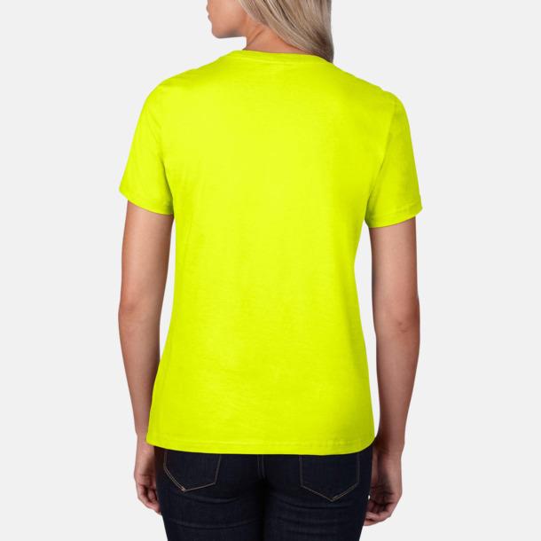 Snygga bas t-shirts för herr & dam - med reklamtryck