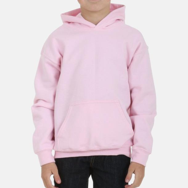 Huvtröjor för barn i många färger - med reklamtryck