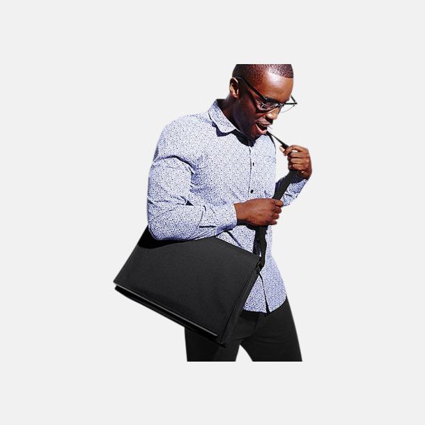Moderna axelremsväskor med reklamtryck