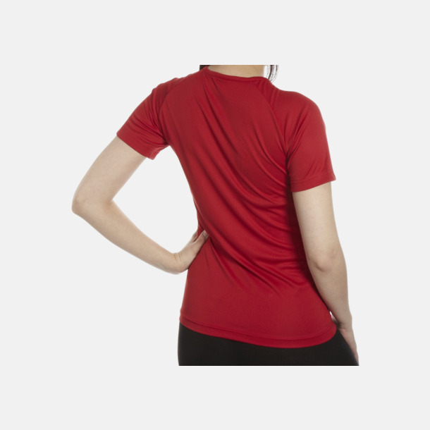 Funktion t-shirts från Craft med reklamtryck