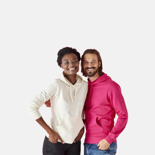 Eko & Fairtrade huvtröjor med reklamtryck