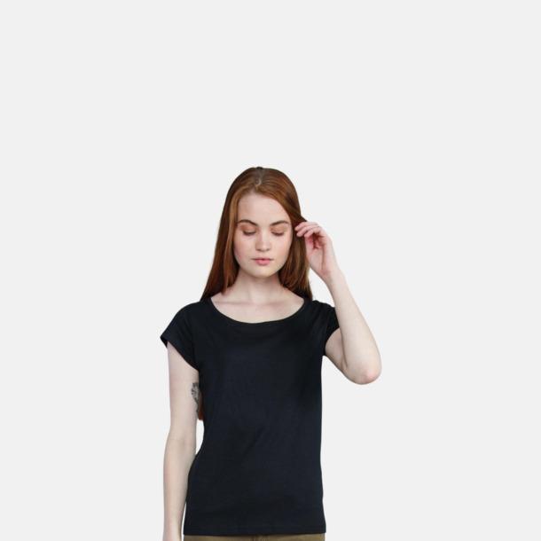 Eko dam t-shirts med reklamtryck