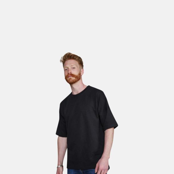 Kortärmade unisextröjor i ekobomull med reklamtryck