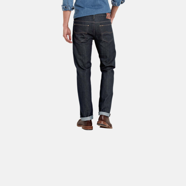 Lee jeans med klassisk passform med reklamlogo