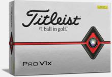 Titleist Pro V1 X - logobollar med eget tryck
