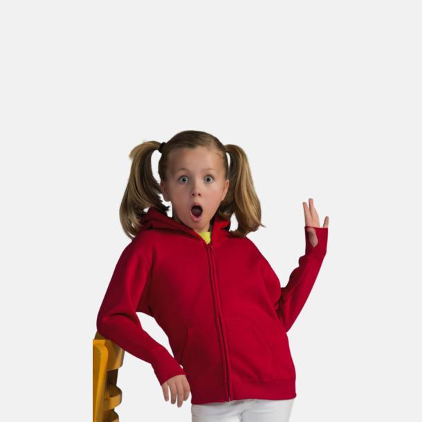Kvalitetshuvtröjor för herr, dam & barn med reklamtryck