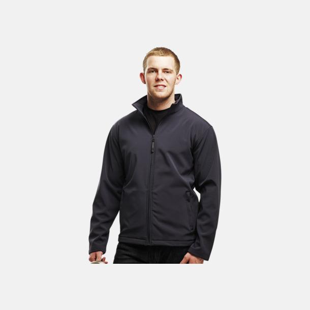 Soft-shell jackor i herr- & dammodell med reklamtryck