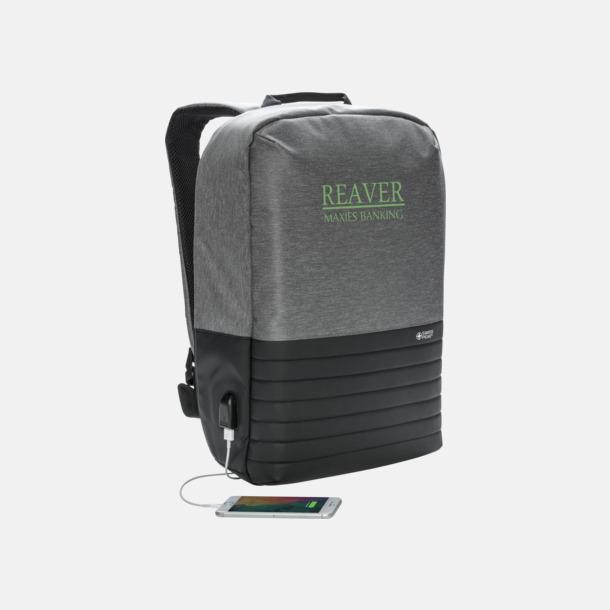 Med reklamlogo Säkra ryggsäckar från Swiss Peak med reklamtryck