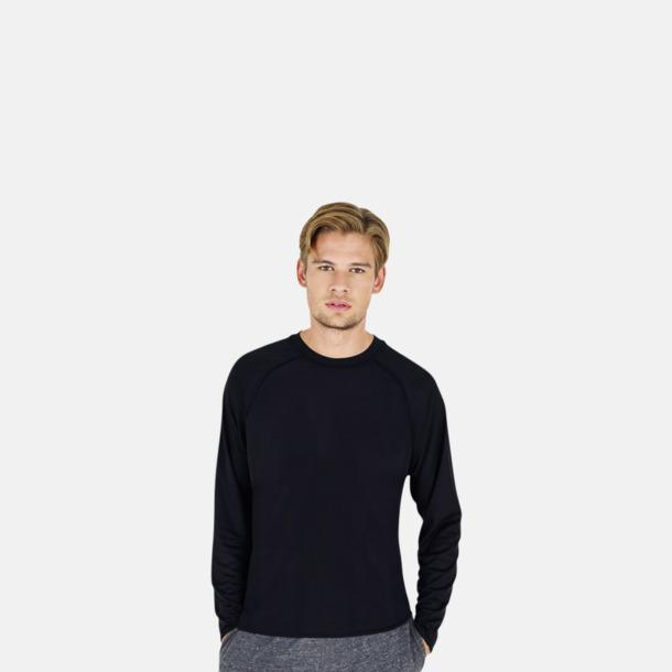Långärmade funktionströjor med reklamtryck
