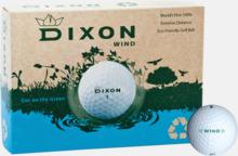 Dixon Wind - Ekologiska logobollar med tryck