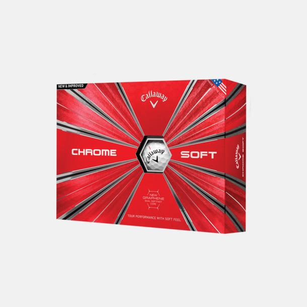 Kartong (vita bollar) Innovativa golfbollar från Callaway