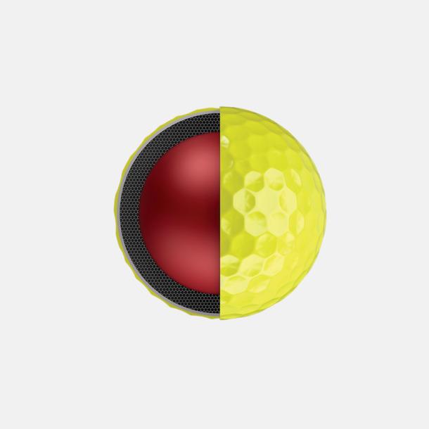 SoftFast kärna Innovativa golfbollar från Callaway