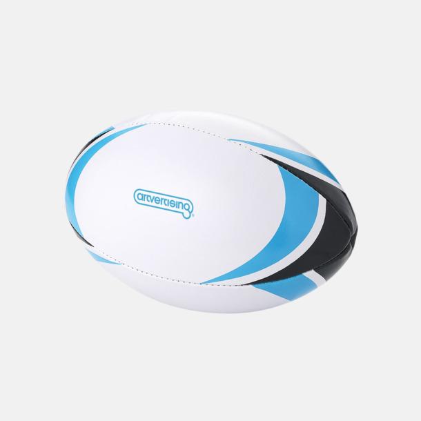 Med reklamlogo Rugbybollar med reklamtryck