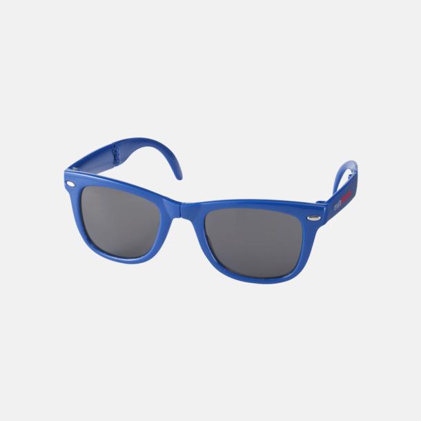 Med reklamlogo Solglasögon med vikbar ram - med reklamtryck