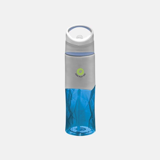 """""""Knöggliga"""" vattenflaskor med reklamtryck"""